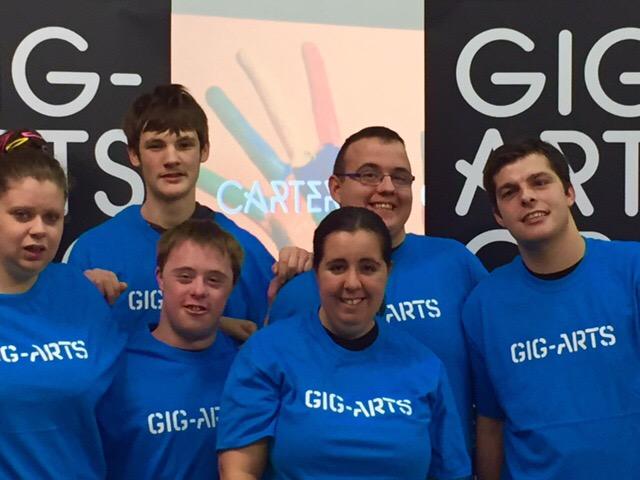 Gig-Arts Participants