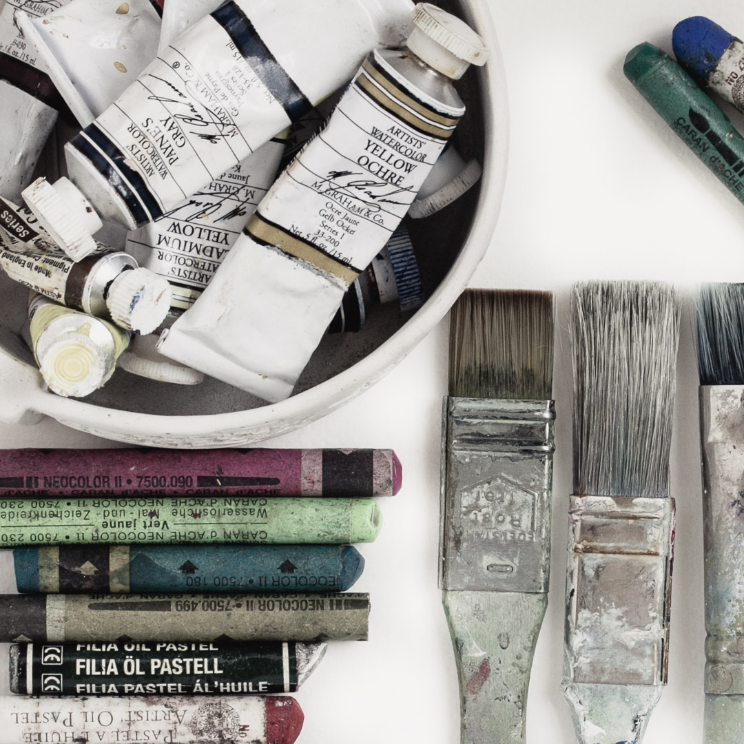 artist favourite supplies