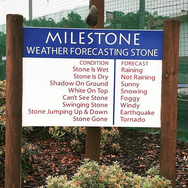 I do like to see a business with a sense of humour when going about my daily life. Just had a meeting with the really helpful Scottish Borders Business Gateway at @milestonegarden and saw this... #scottishborders #scottishbordersbusiness #businessgateway