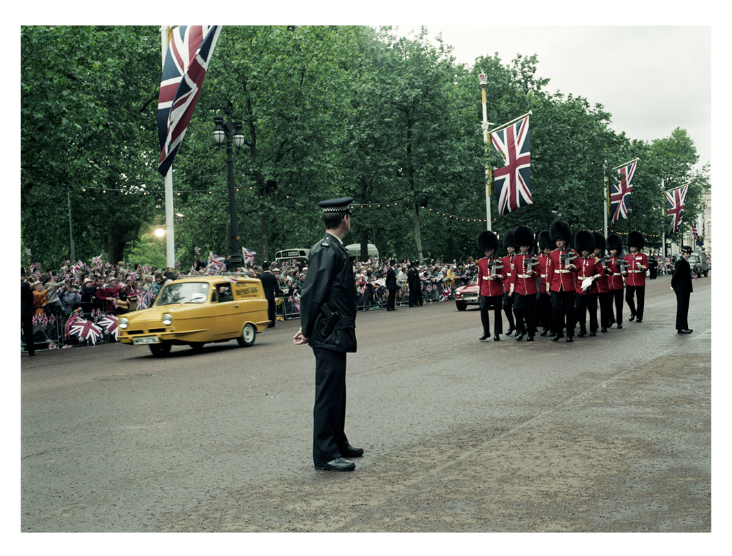 Diamond Jubilee Parade 2002