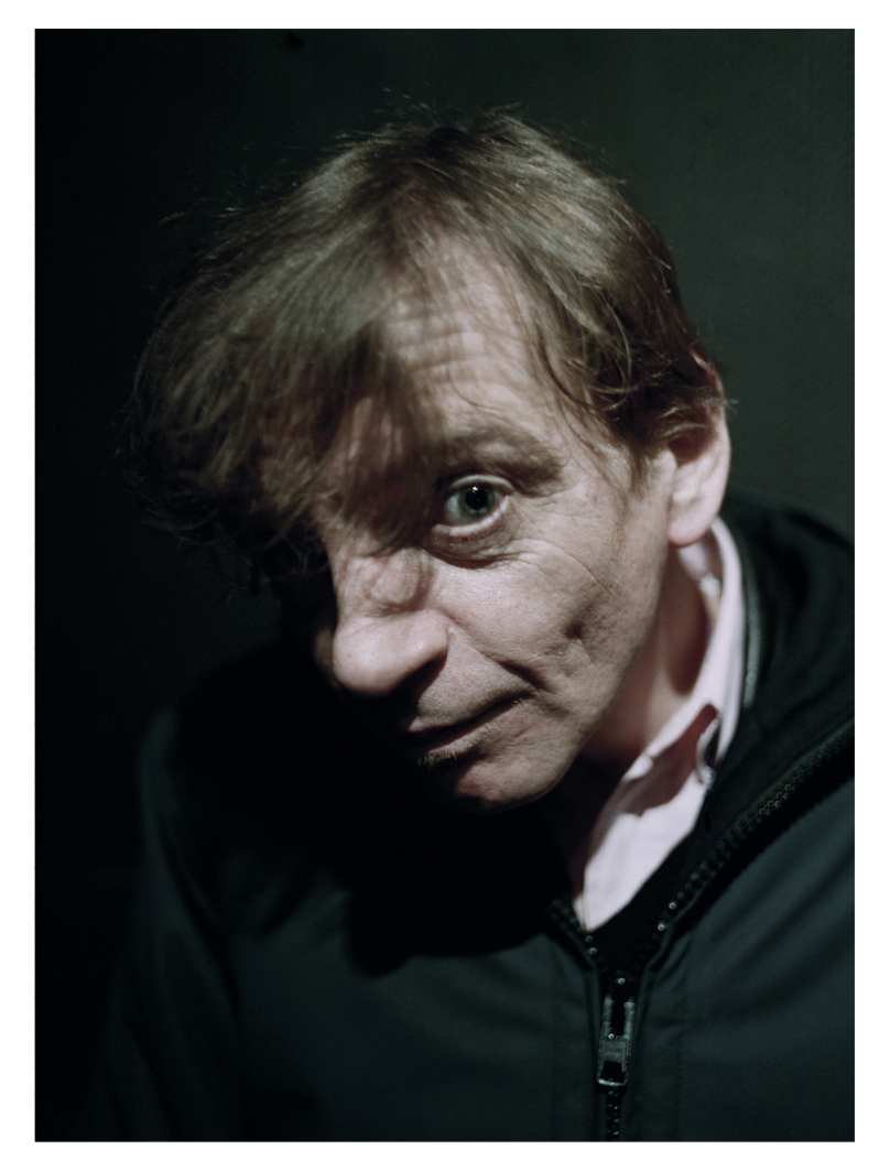 Mark E Smith The Electric Ballroom 2002
