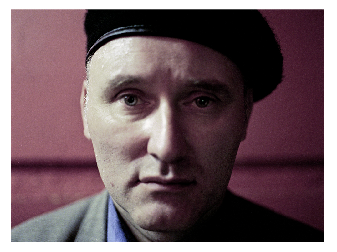 Jah Wobble 100 Club 2007