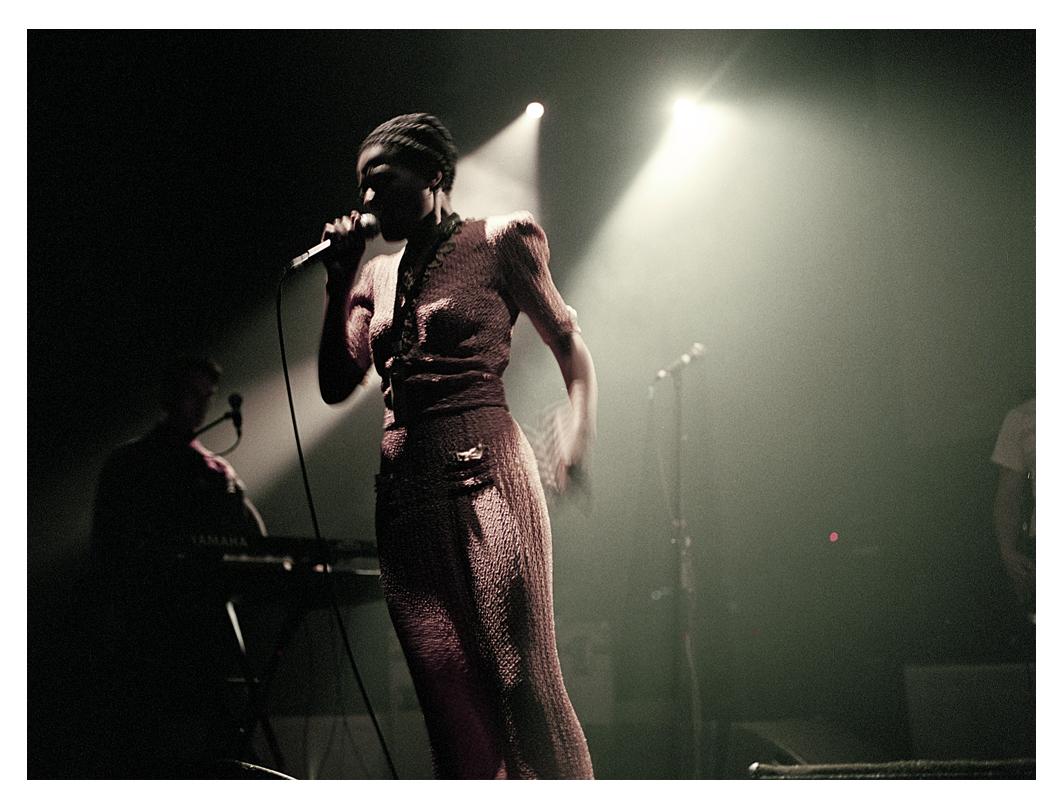 Spektrum perform Brixton Academy