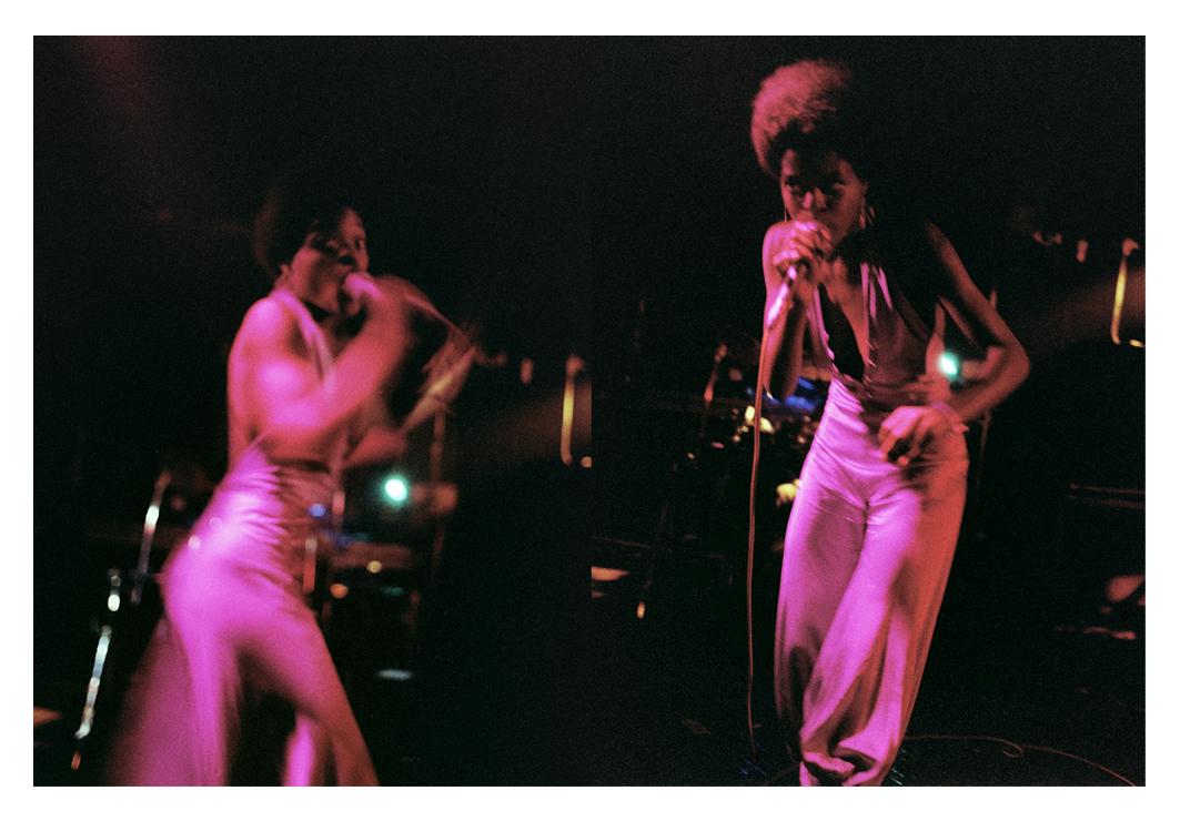 Spektrum perform Notting Hill Arts Club