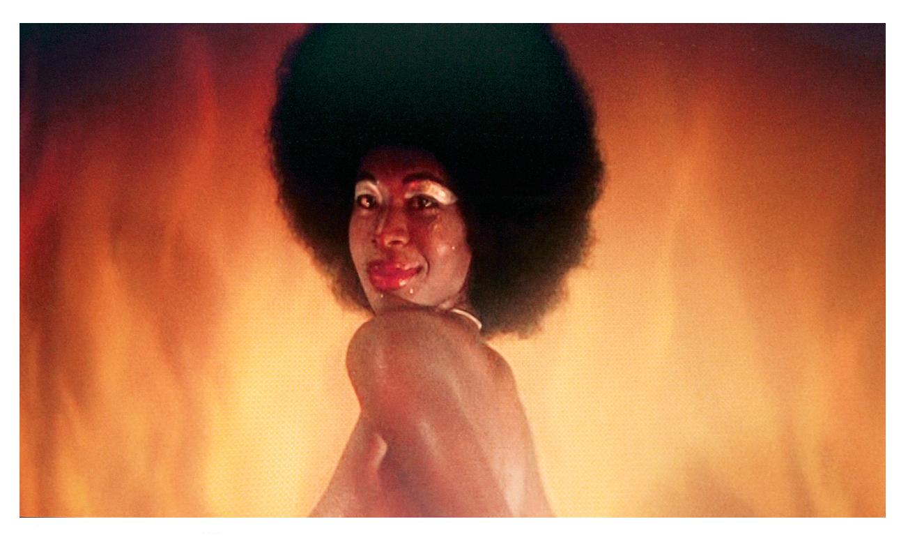 Film stills from 'The Bitch'