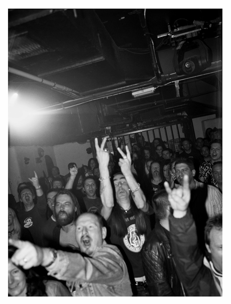 Mindwarp crowd Borderline