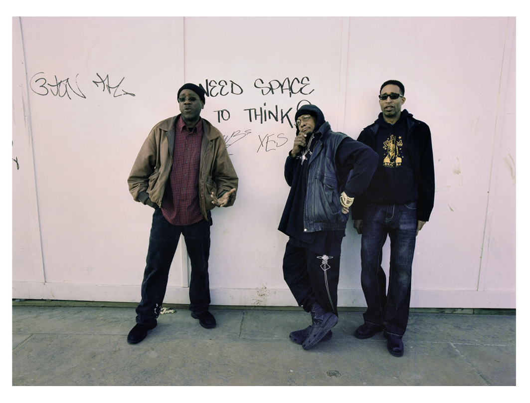 Hotep with Yhaya & Dave Davis Cleopatra's Needle 2010