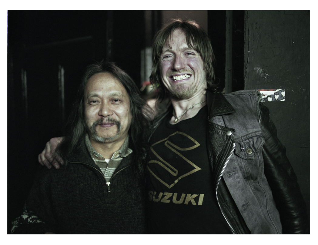 w/ the 'Now' Roadie 2003