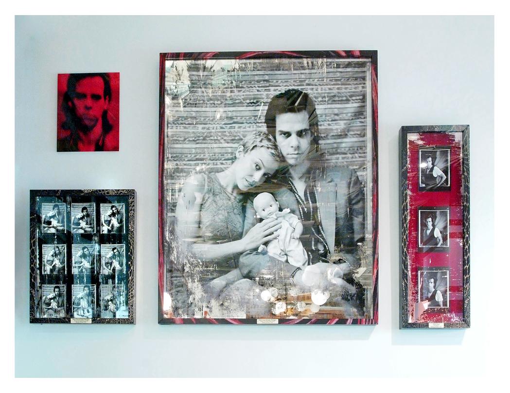 Nick Cave Panel