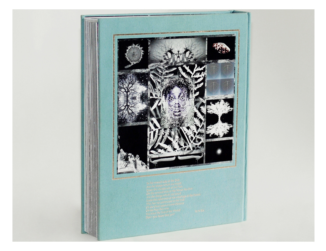 It's After The End Of The World by Gerald Jenkins. 344 Pages. 306 Photographic illustrations (approx) printed on 150gsm Garda Matt Ultra FSC (Italian paper stock) Binding: Fai-Mei cloth hardback with Metal Foiling and Laminate Prints. Size: 280mm x 220mm Portrait. Weight -1.69kg  A Picture novel study of the human spirit in the fantastic / magical and the human soul in the metaphorical and physical in Five Chapters – being Oppression, Rainbows, Mythology, Cosmology, Salvation.   ART YARD  2019  It's After The End of The World ©2019 Gerald Jenkins. Published by Art Yard Limited.  ISBN: 978-0-9933514-5-7. © 2019 Art Yard Ltd All Rights Reserved.  Produced for  Art Yard  by Gerald Jenkins.  To contact Art Yard, email: artyardinfo@gmail.com.