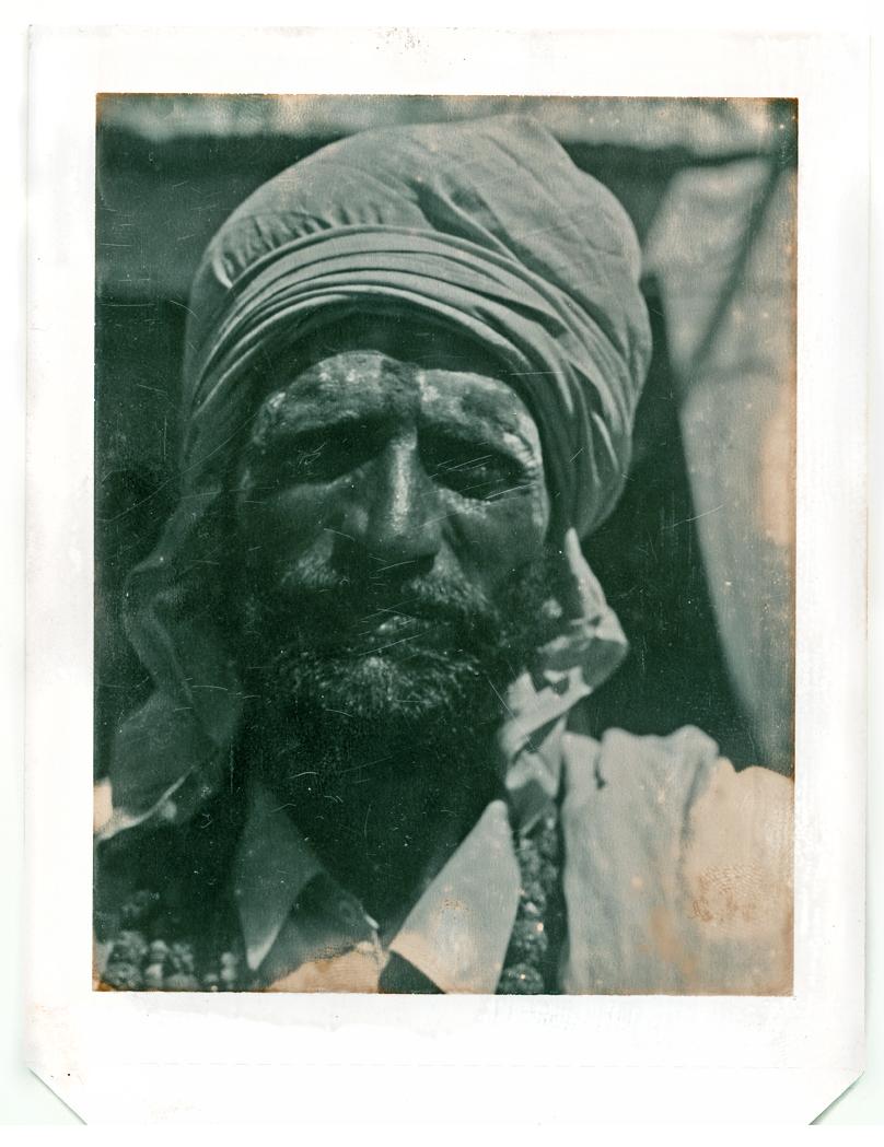 Type 55 Polaroid - Print.