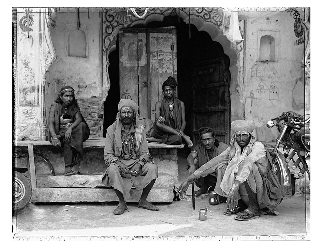 The Sadhu's of Pushkar