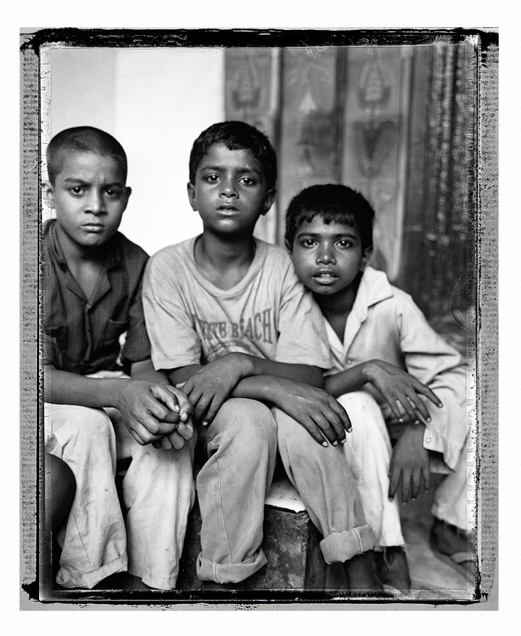 Here Are The Young Men…. 'Old Delhi'