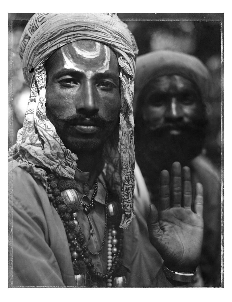 Sadhus Pushkar