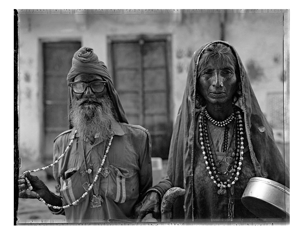 Pushkar Couple