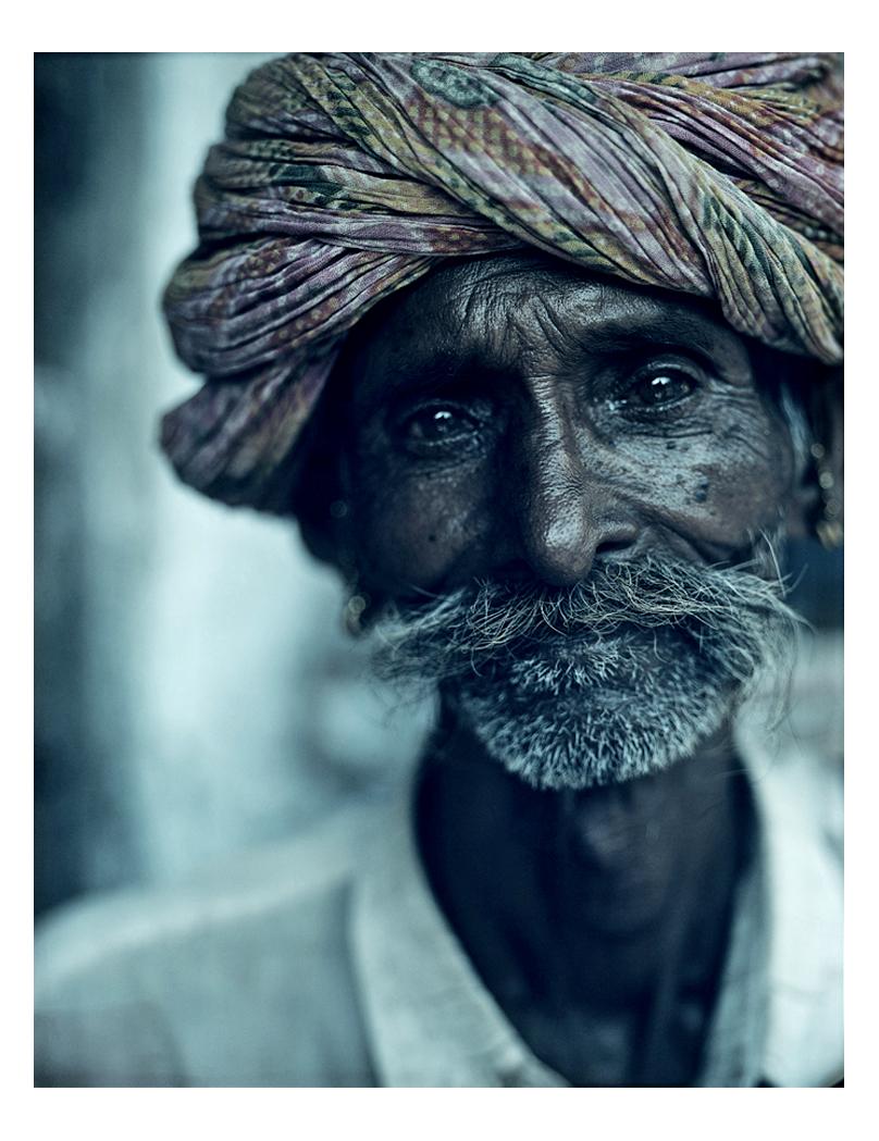 Porter 'Old Delhi'
