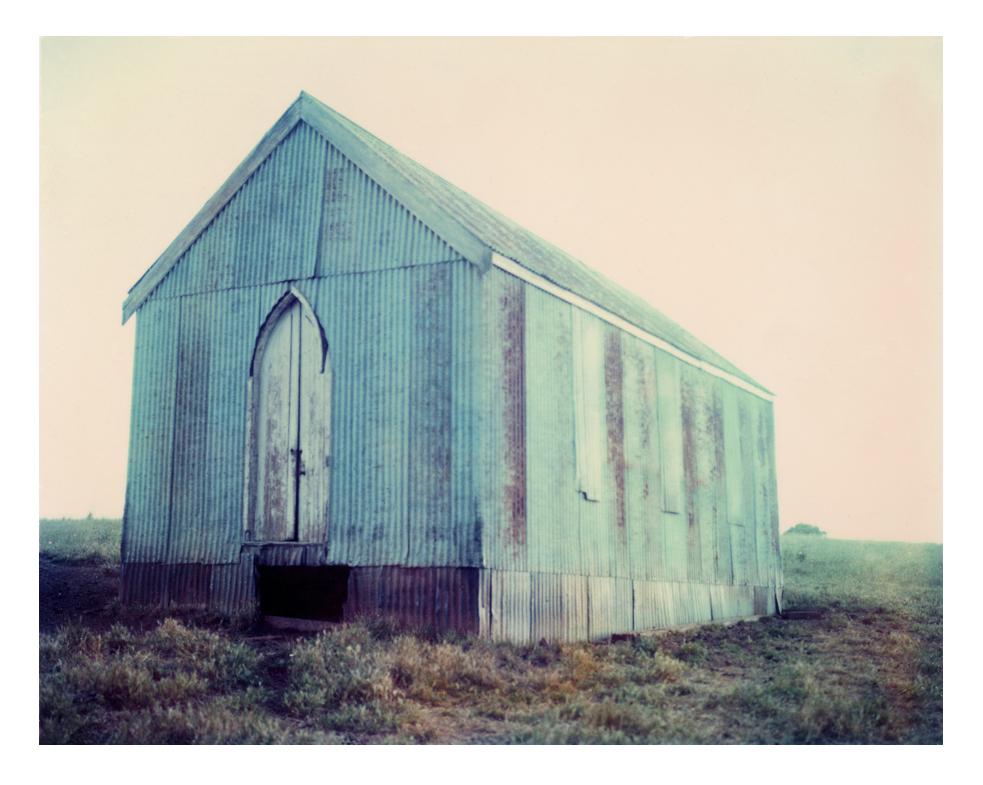 The Church at 'Burnt Yards'