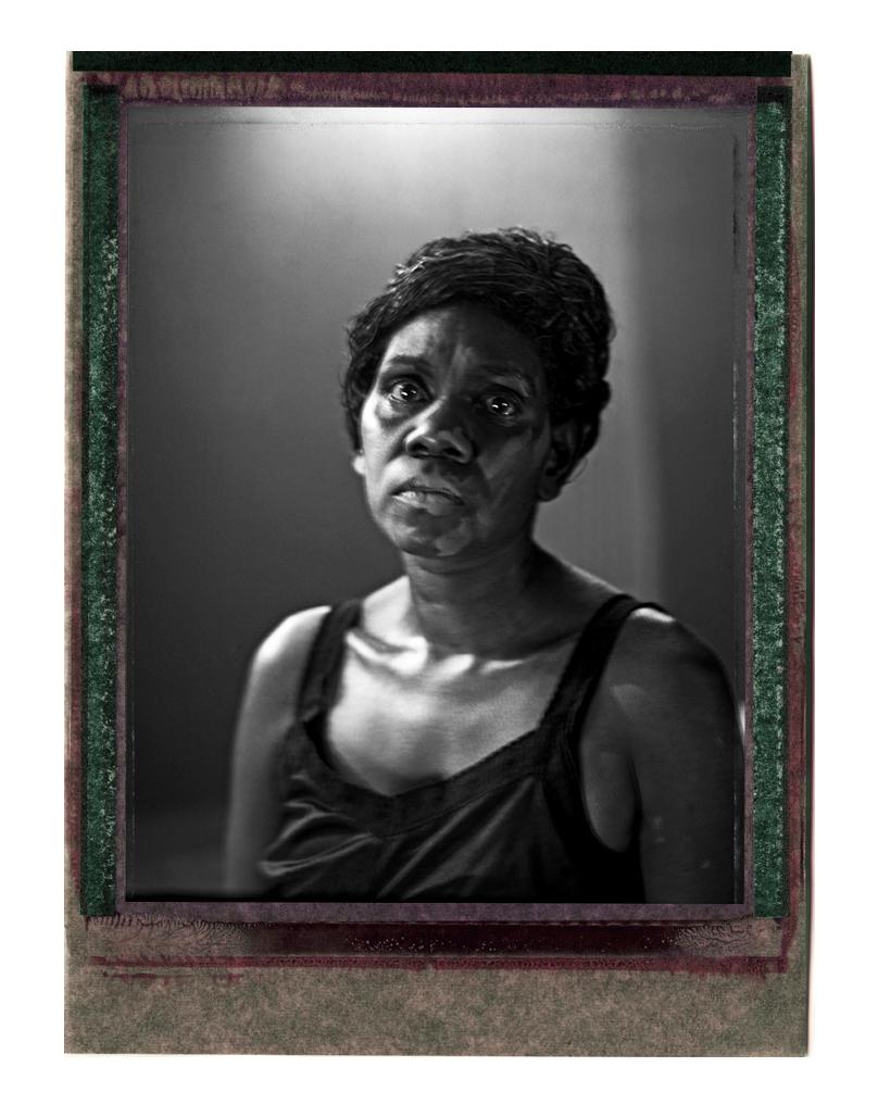 Janet Munyurran 'Fish' 1997
