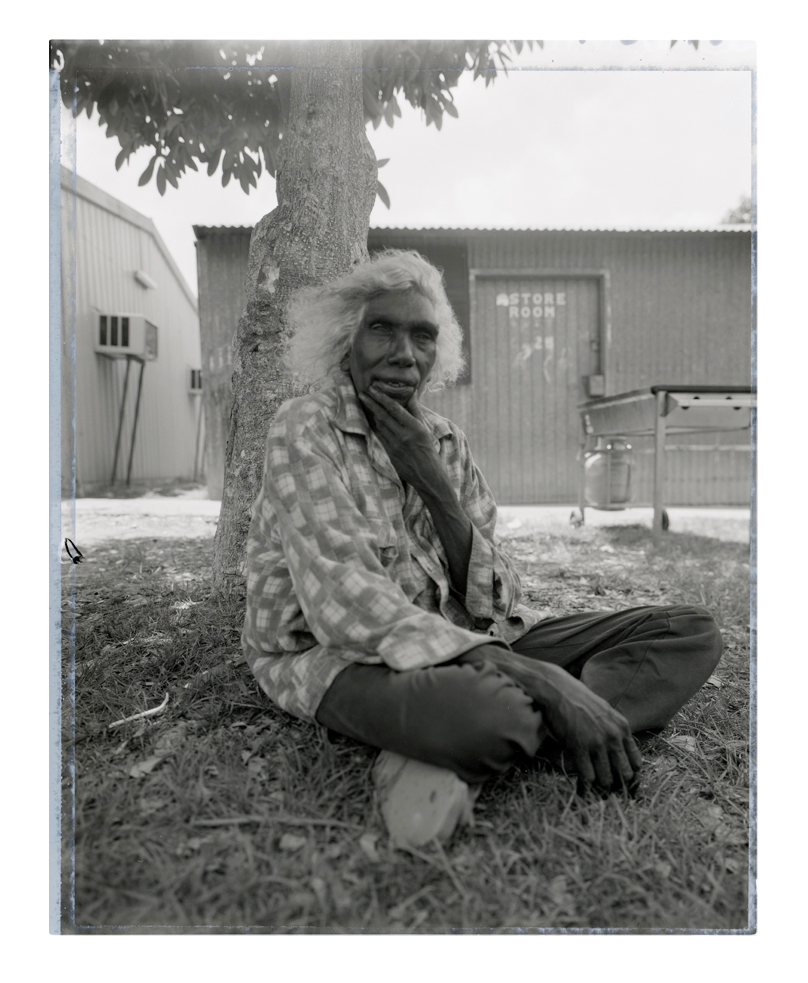 Alvin was Hermaphrodite and greatly revered among the people of Maningrida.
