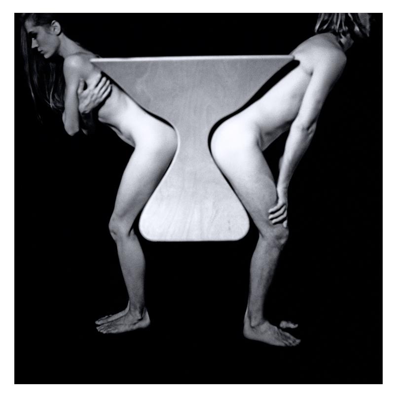 'Gestalt Table' 1990