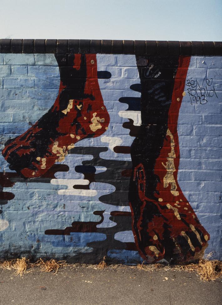 Redfern Wall 1993