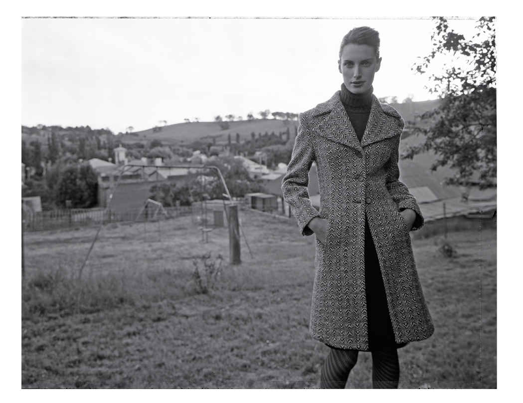Another picture from the Australian Vogue story shot at Carcoar