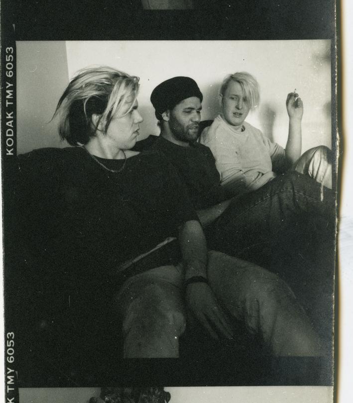 Anthony, Russ & Waj