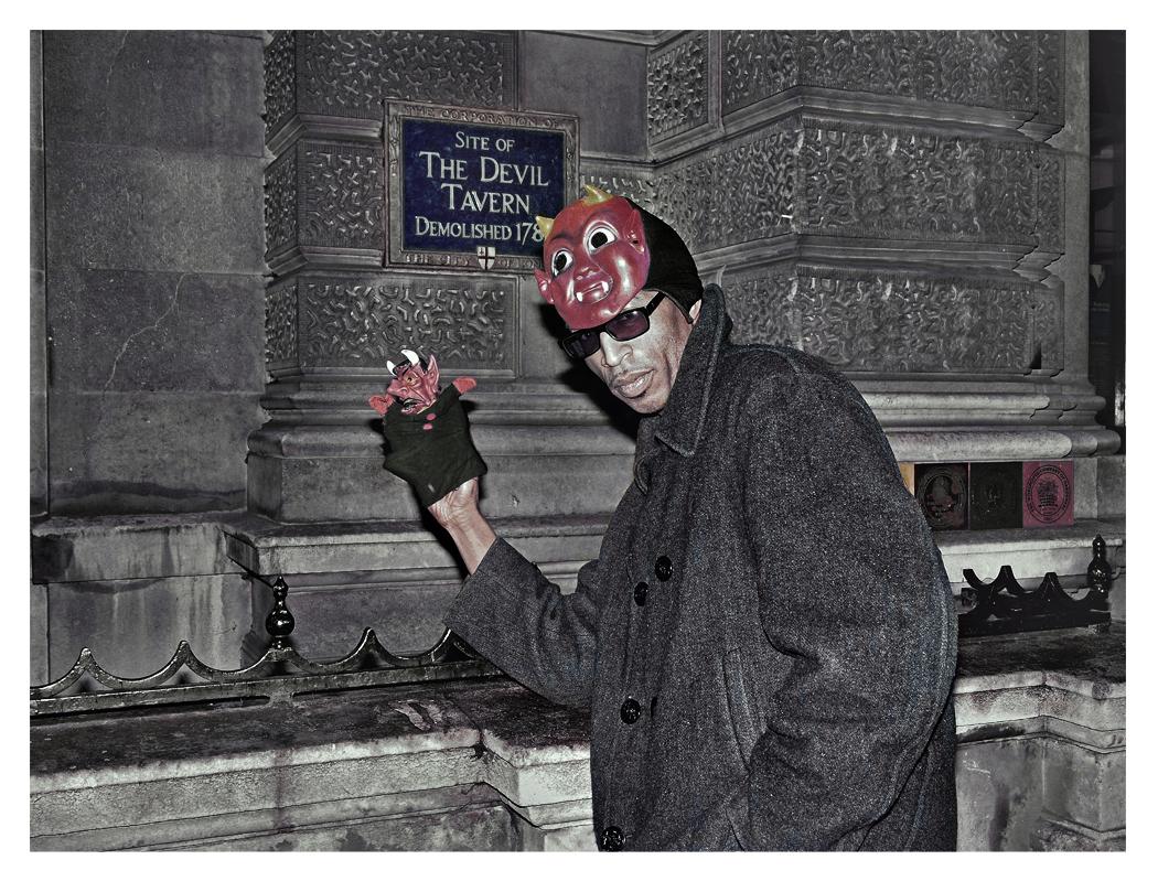 Dave Davis 'Sinister Sites Tour' 2013