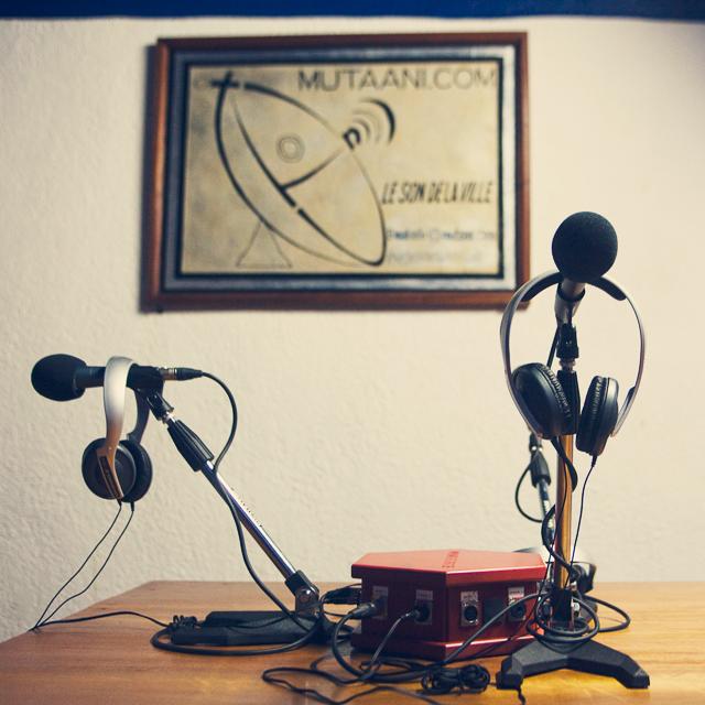 Project music studio