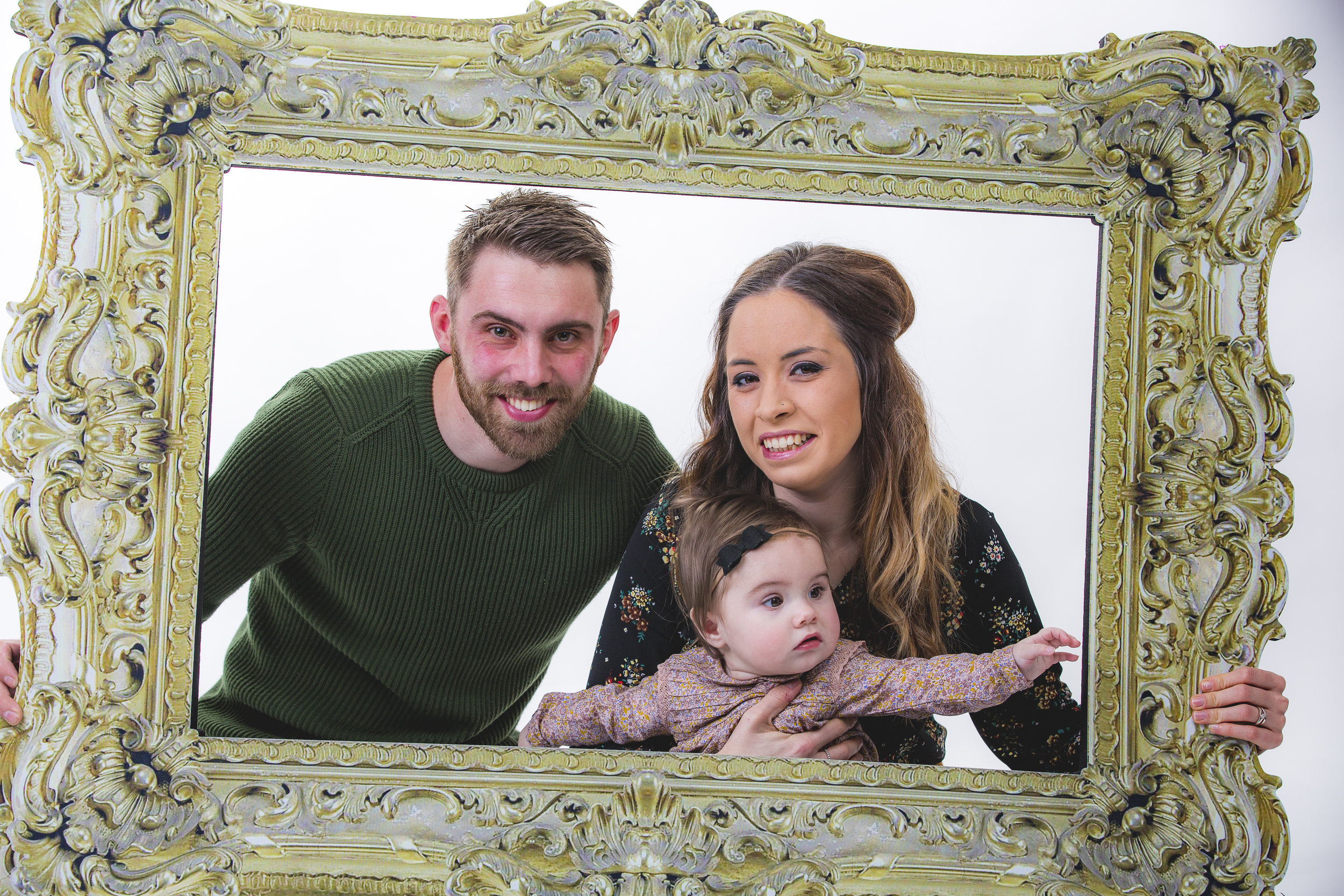 Family portrait photography Devon