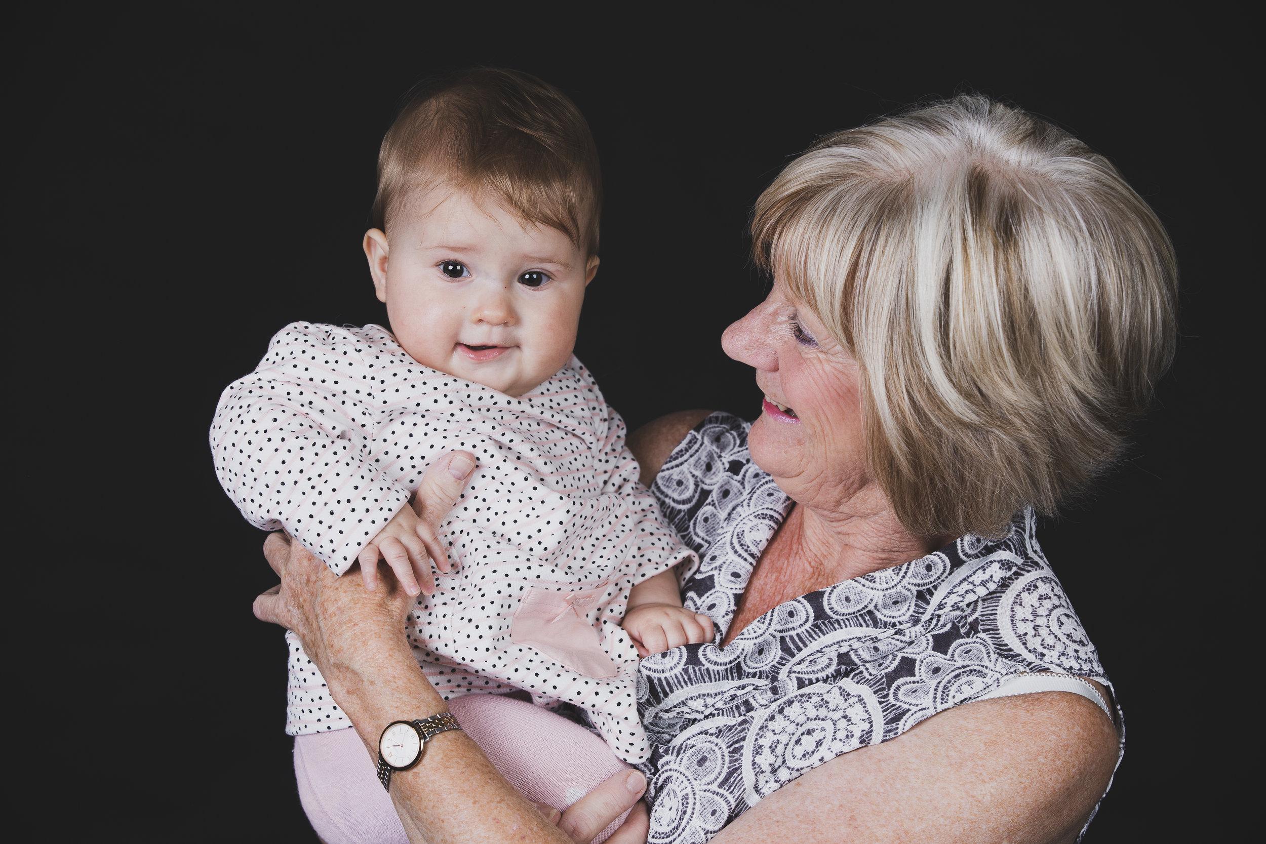 Baby Portrait Photographer Devon