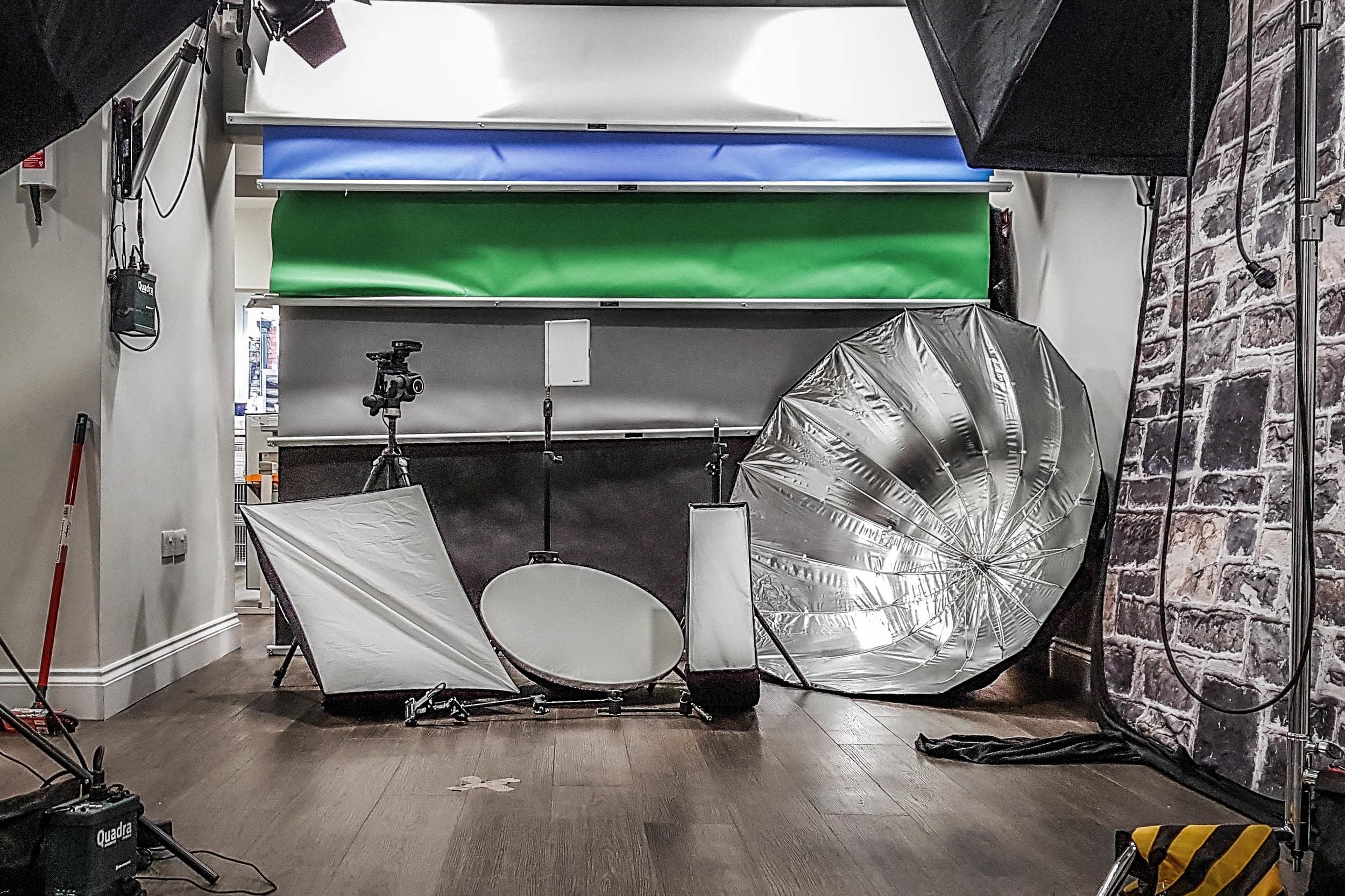 Studio Hire - Our Studio - Your Shoot
