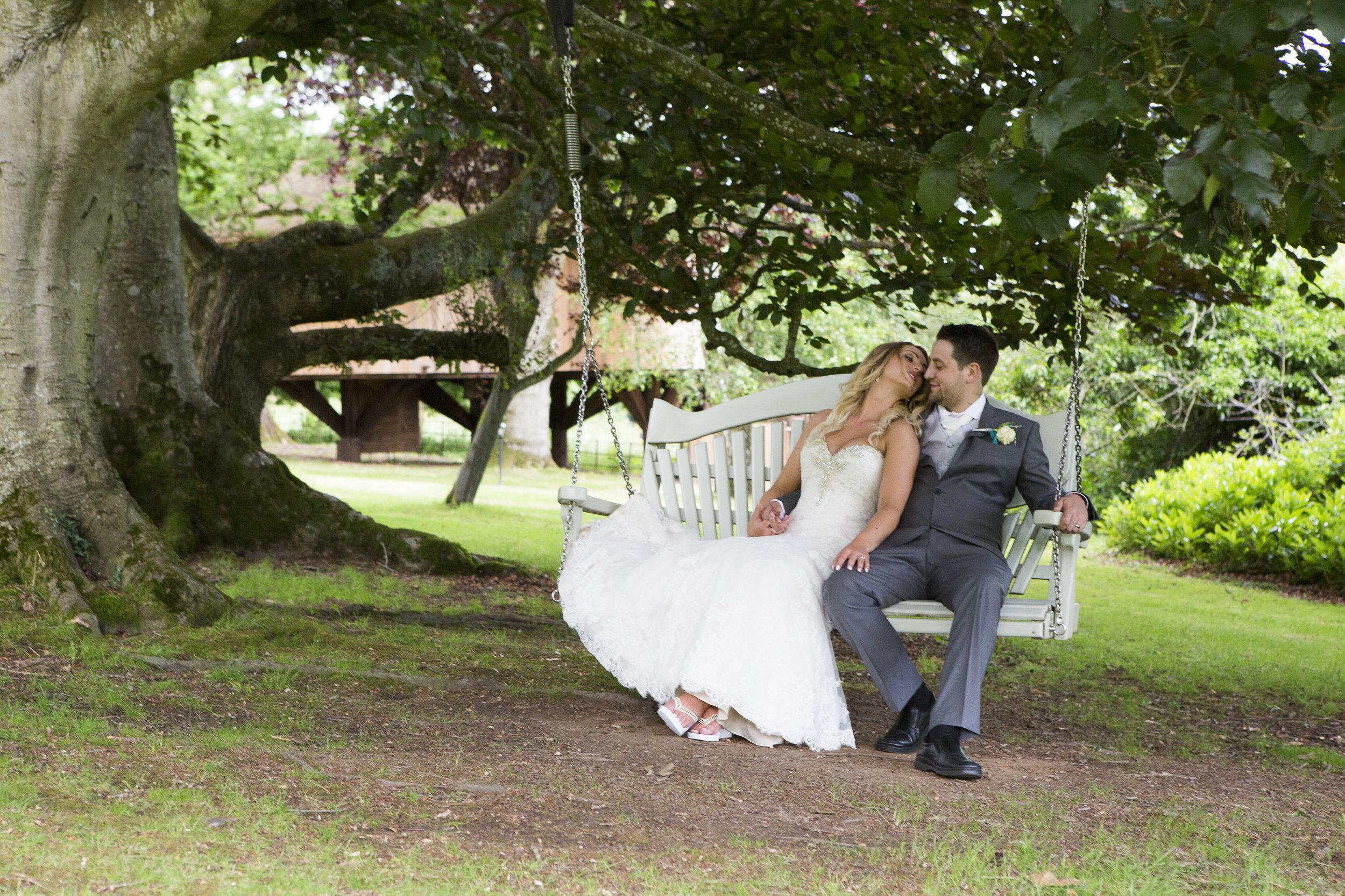 Fun Wedding Photography Devon