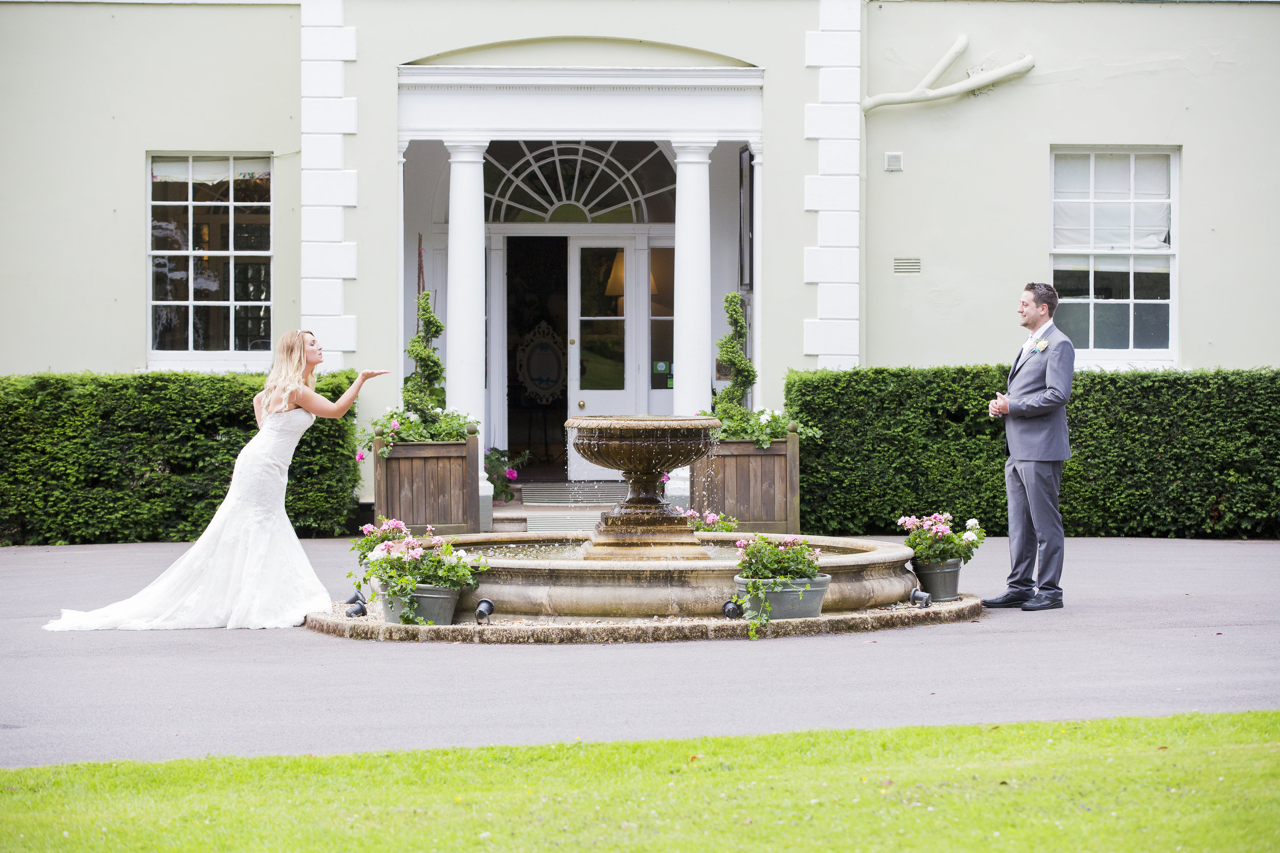 Artistic Wedding Photography Devon
