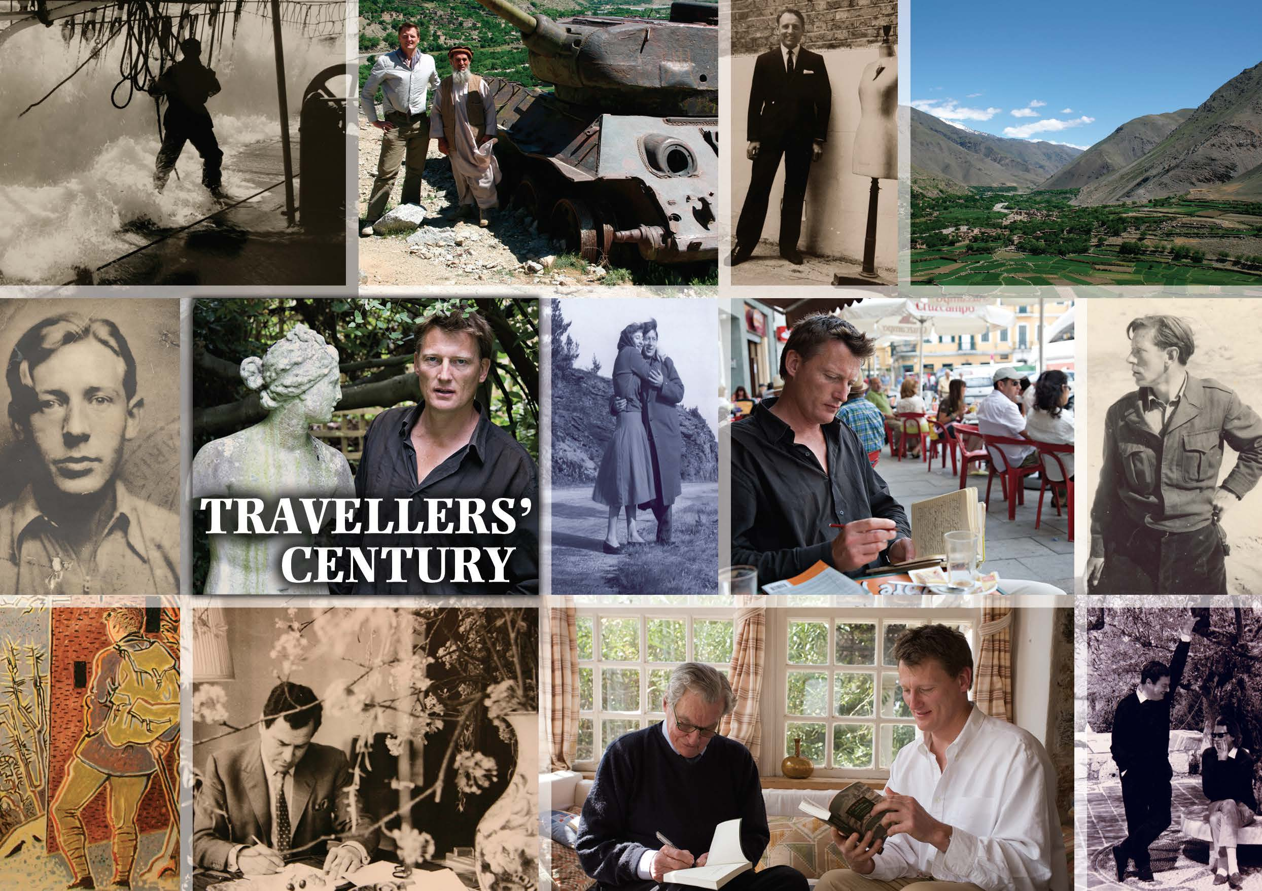 TX Card for 'Travellers' Century' by Icon Films
