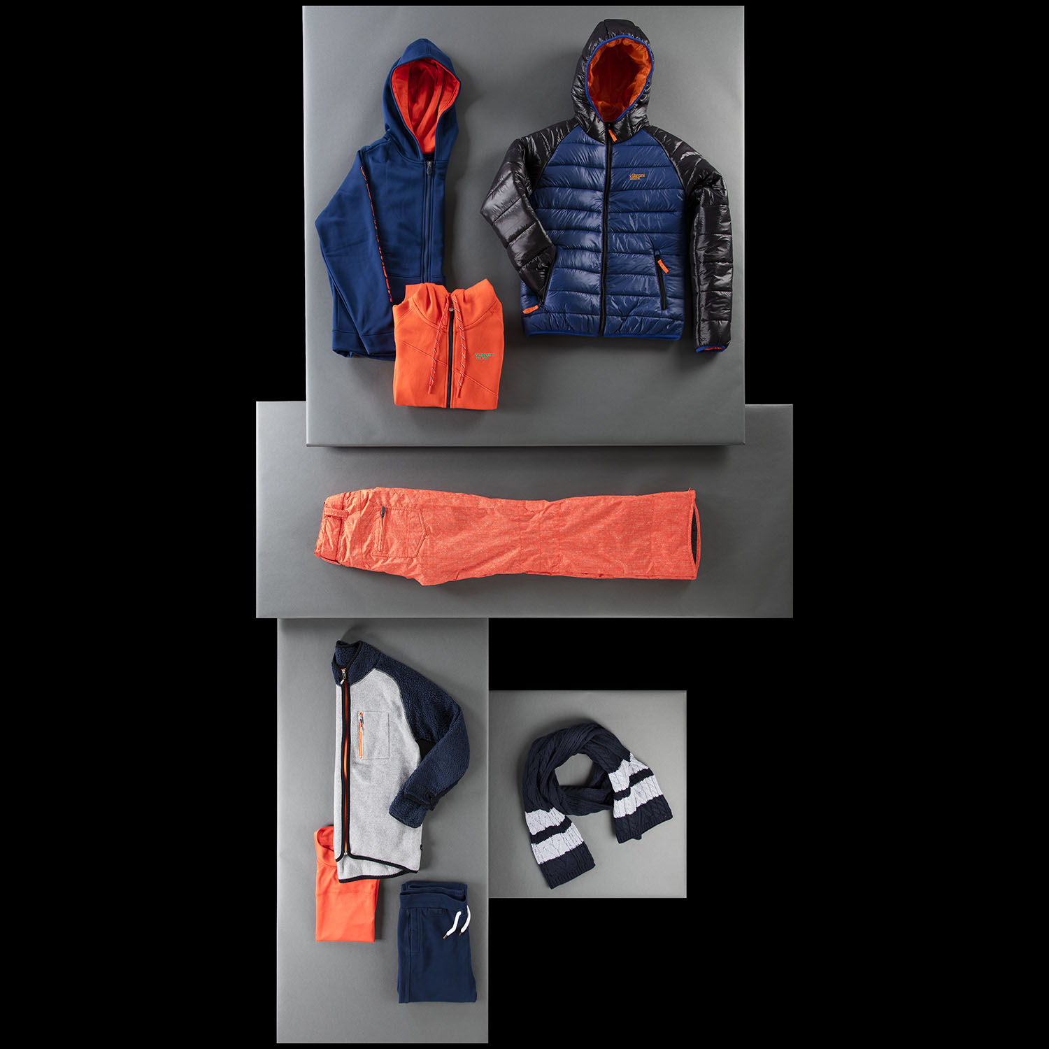 Ski fashion product collection