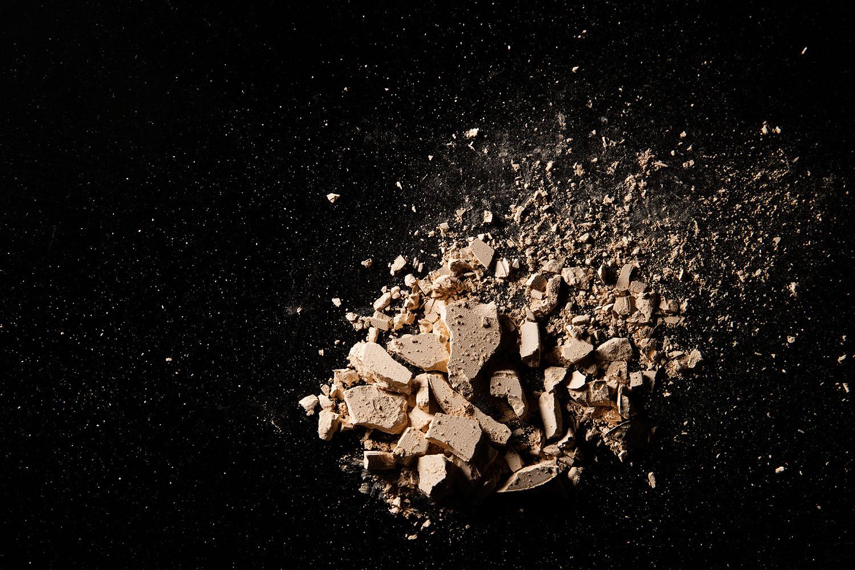 Cometic texture