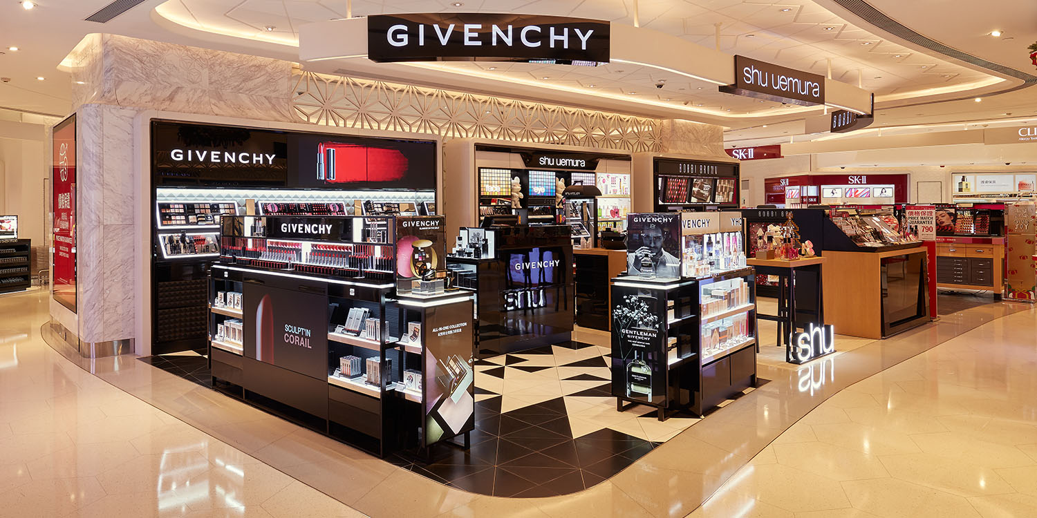 Givenchy counter in Hysan place2051.jpg