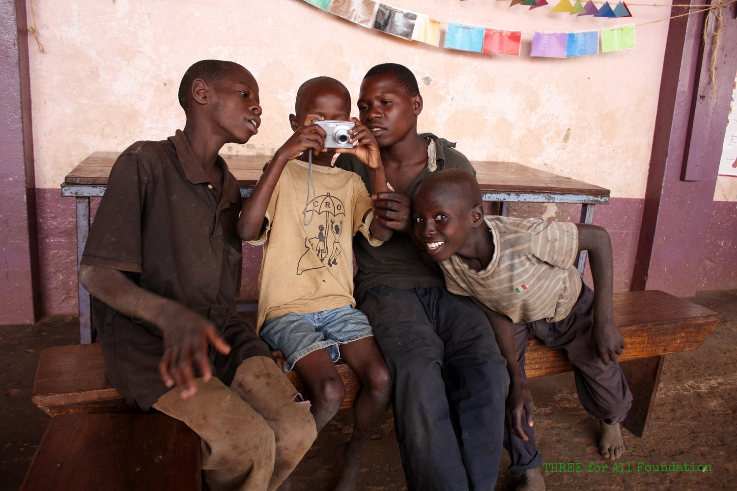 Many of these photographs were taken by children who worked with us over several days to share their stories. These photos and stories are incorporated in to advocacy materials that aim to shift attitudes towards street children in Uganda.