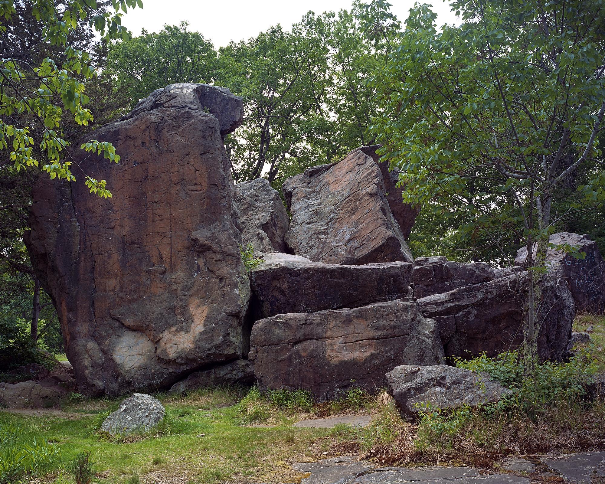 Judges' Cave—West Rock