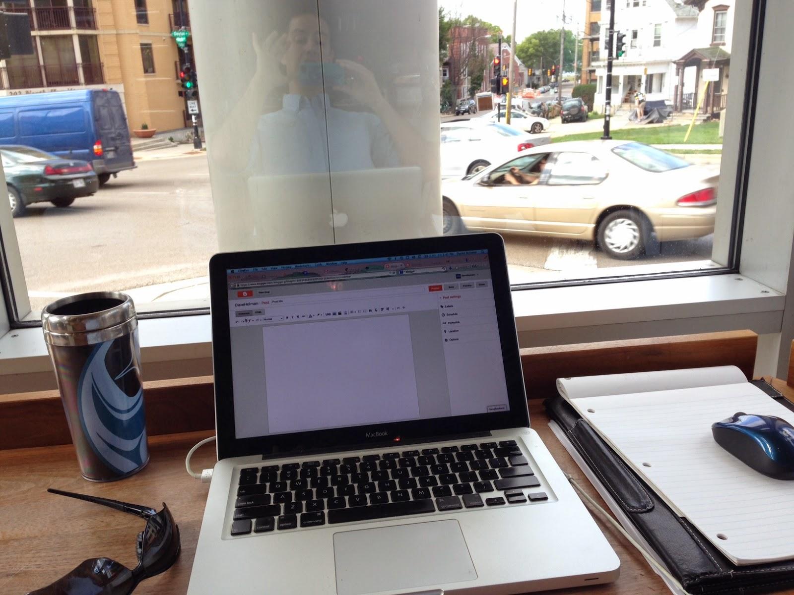 Blogging in Madison