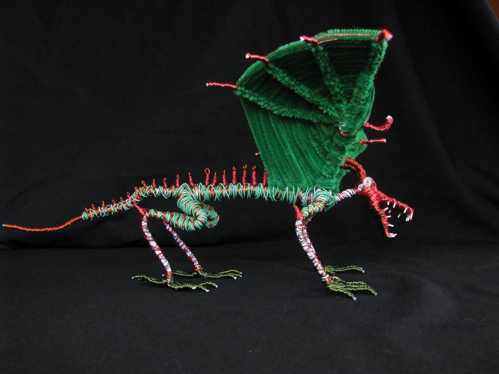 green dragon on black 4.JPG