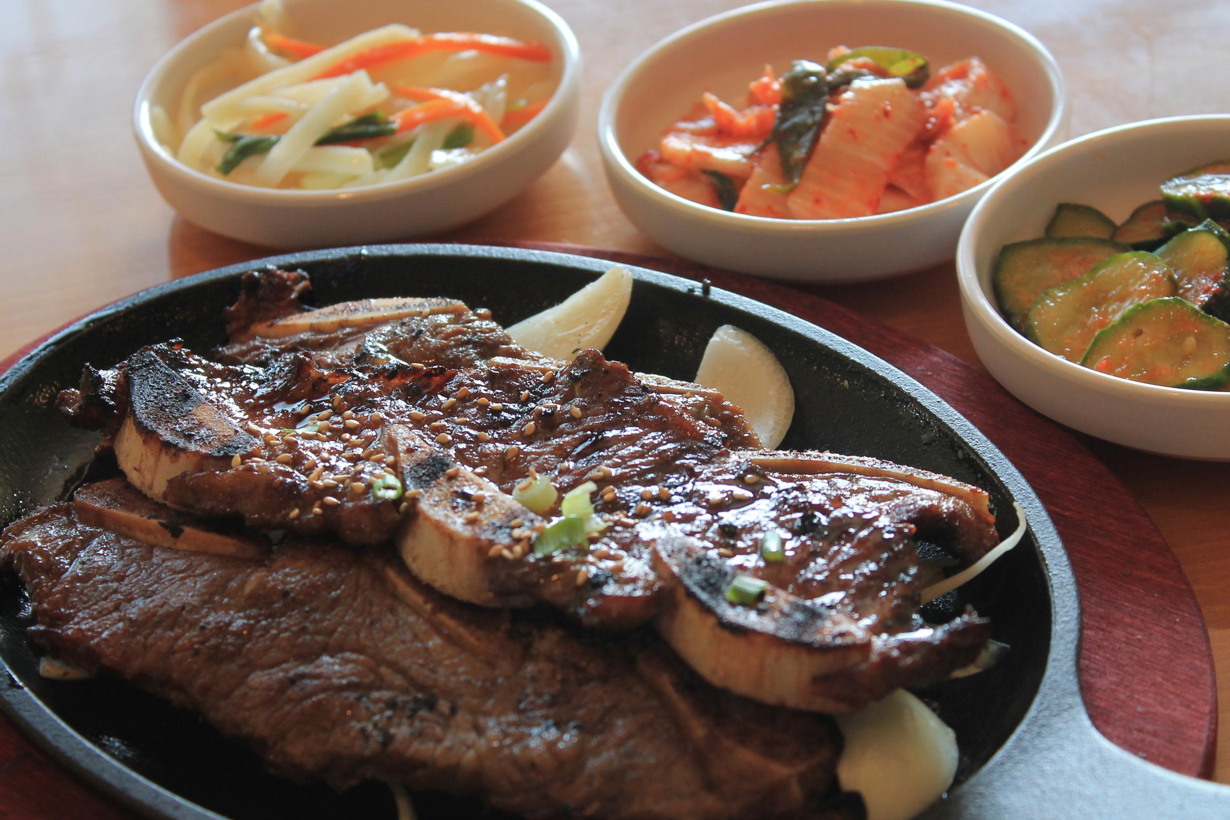 Galbi (Beef Short Rib)