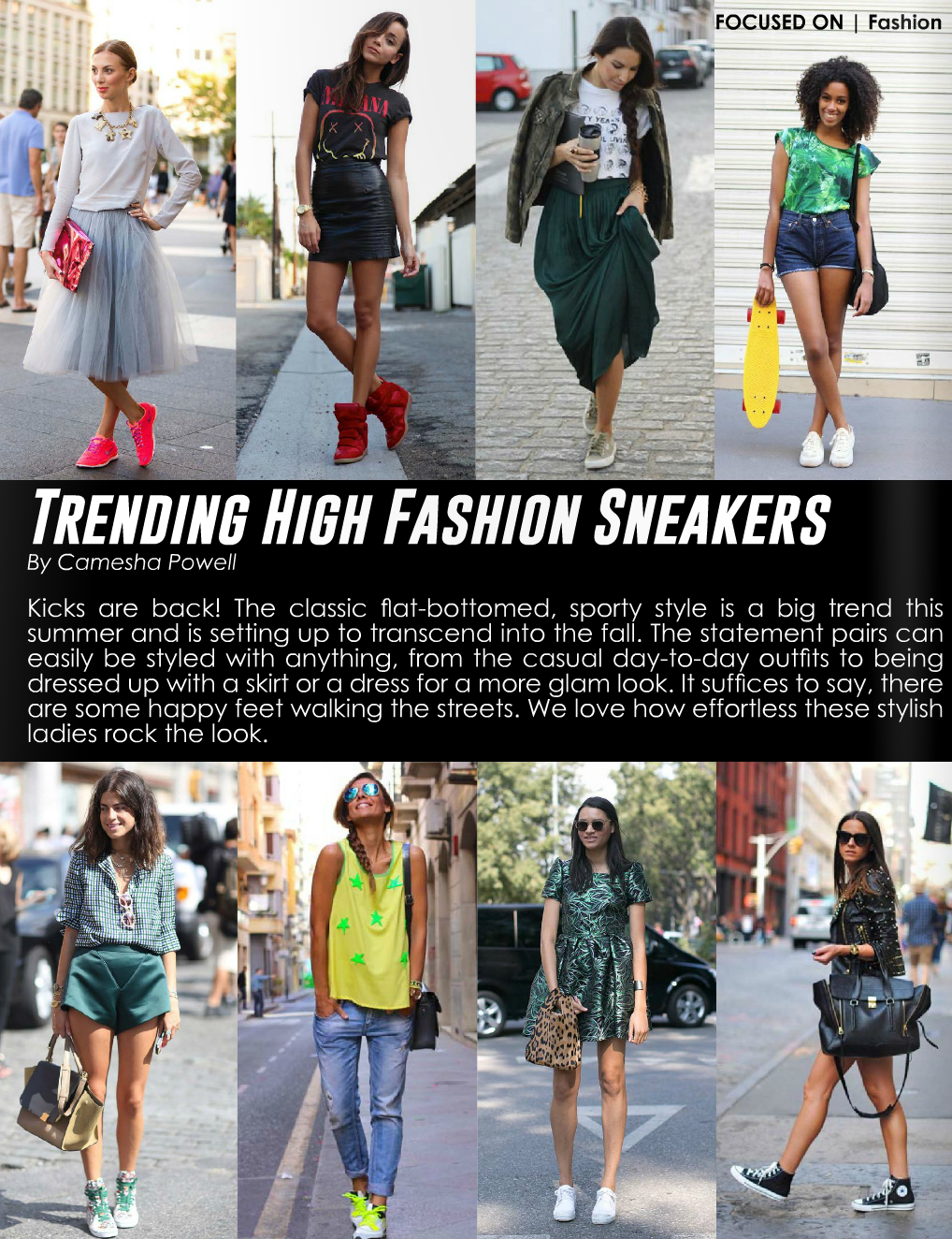 Africa Miranda Editorial (pages 30-35)   Trend Report: (page 40)   Read article...