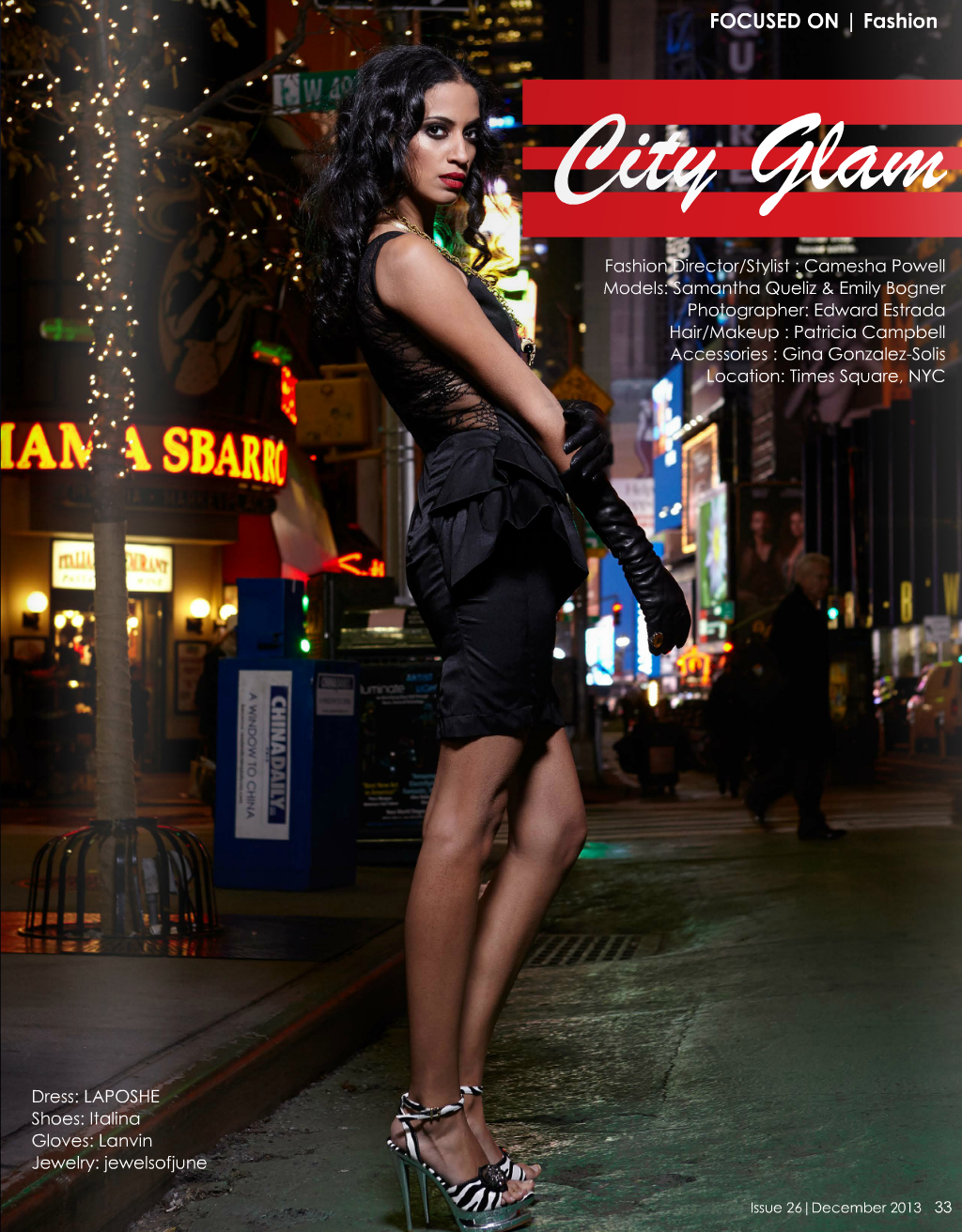 City Glam Editorial     Read article...