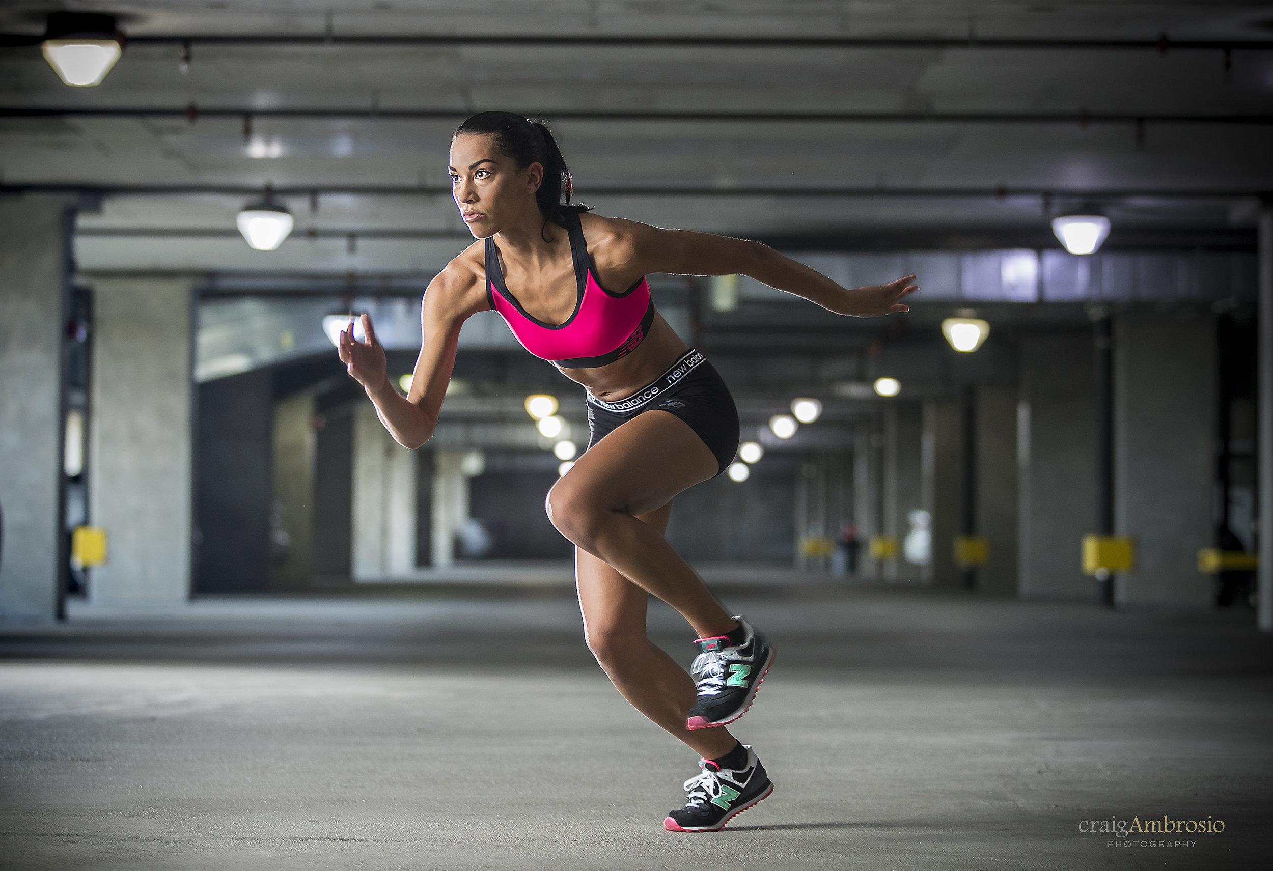 Craig Ambrosio Photography—New Balance Fitness Shoot