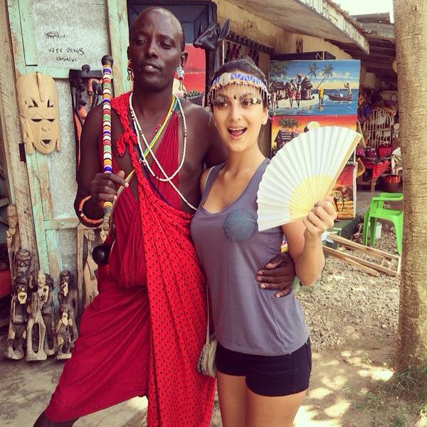 Malindi, Kenya (Handicraft Market)