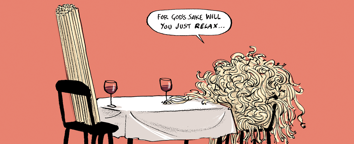 Guardian food cartoons