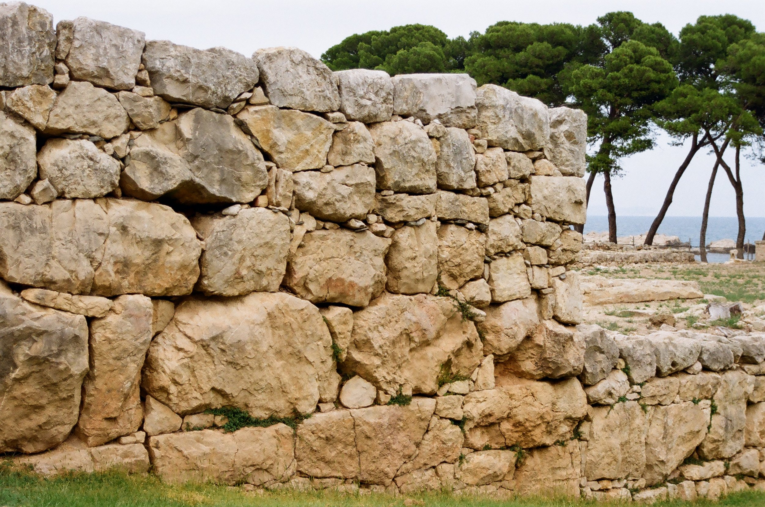 Empúries, Province of Girona Spain