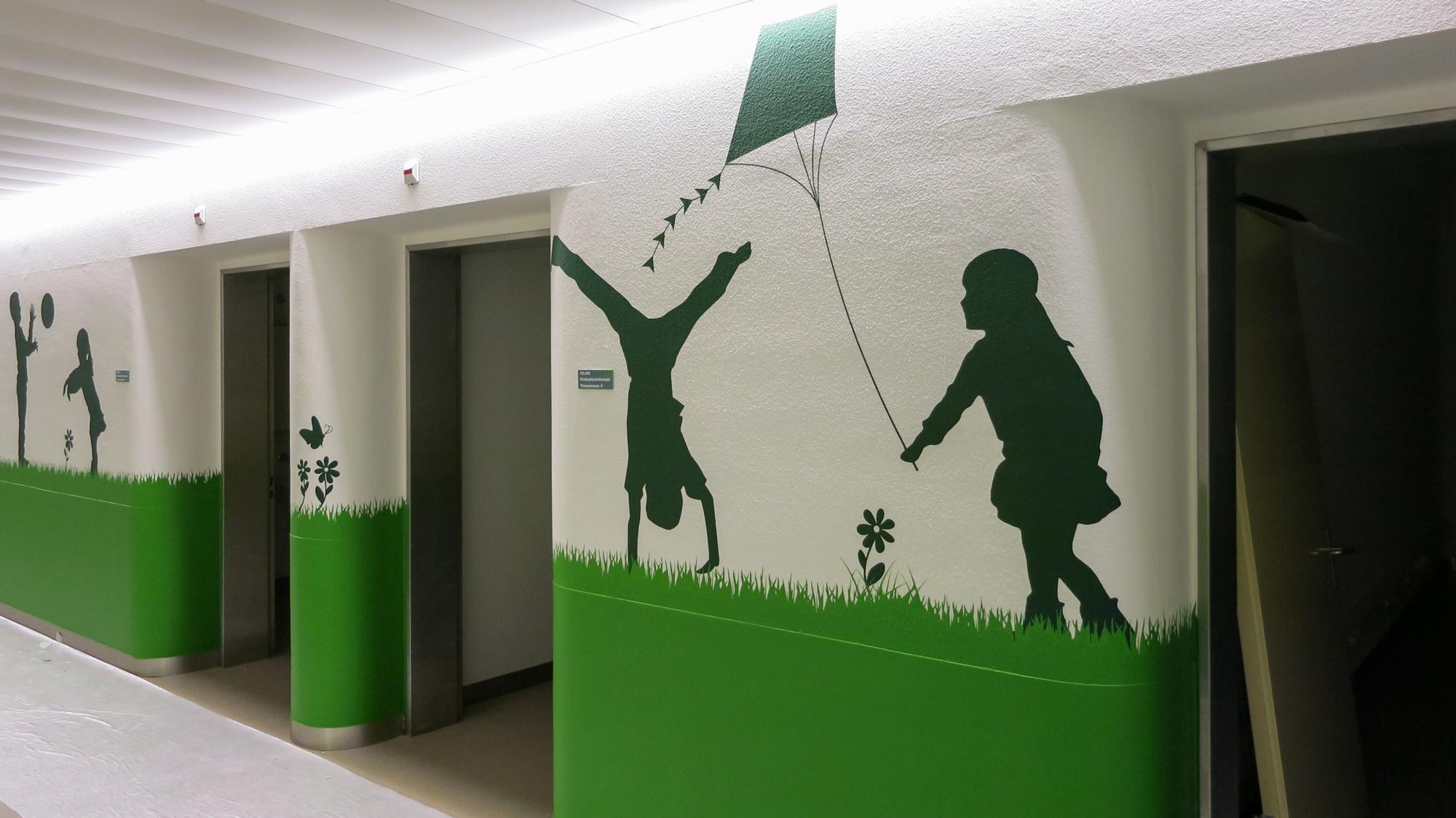 Spital Olten, Kinderabteilung